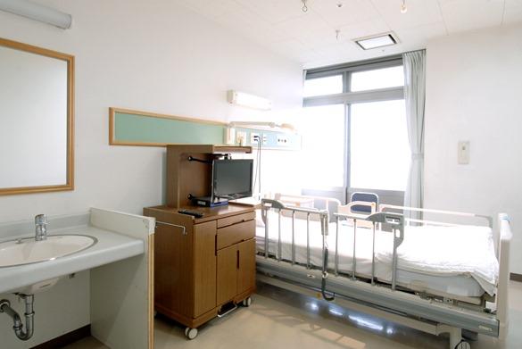 病室について