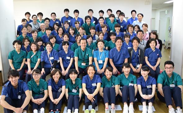 リハビリテーション課 部門紹介 汐田総合病院